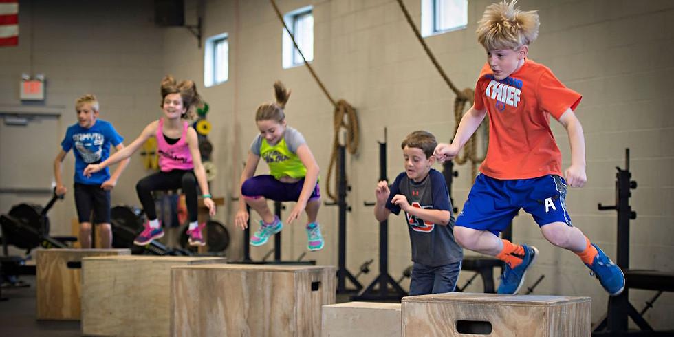 Warrior kids training 1 H00