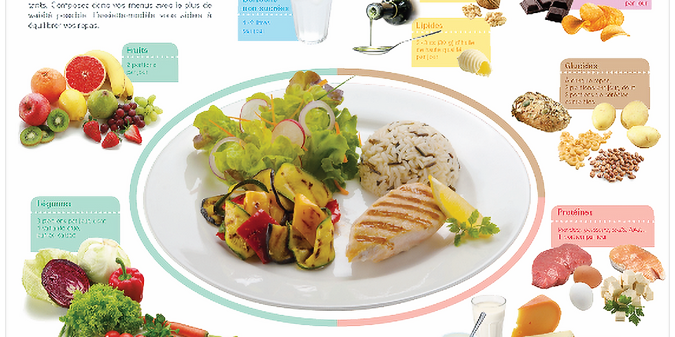 Nutrition course (all you need)