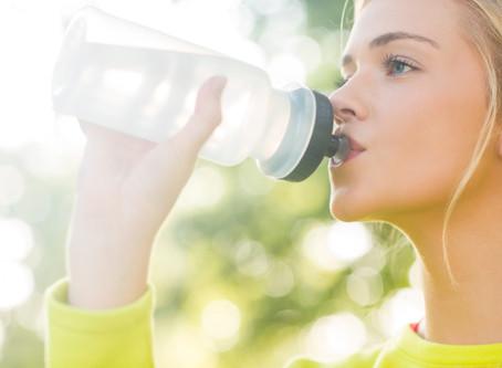 Êtes-vous bien hydratés ?