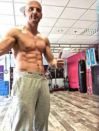 Kevin Linden, votre private trainer