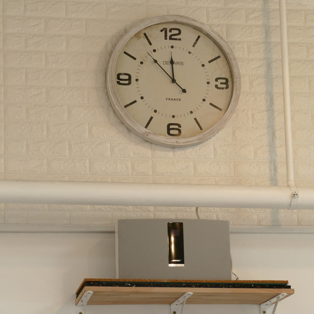 Bose système sons , horloge