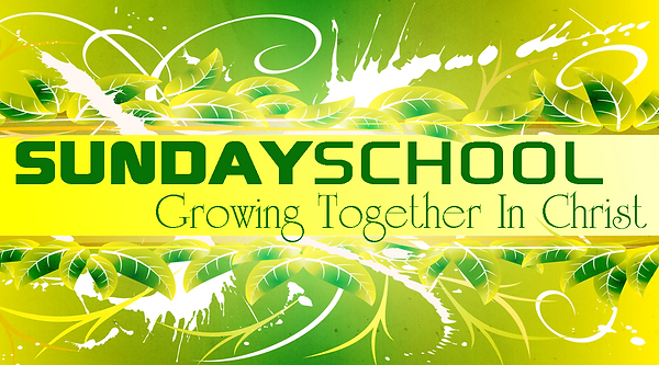 sunday-school-Growing-together-in-Christ