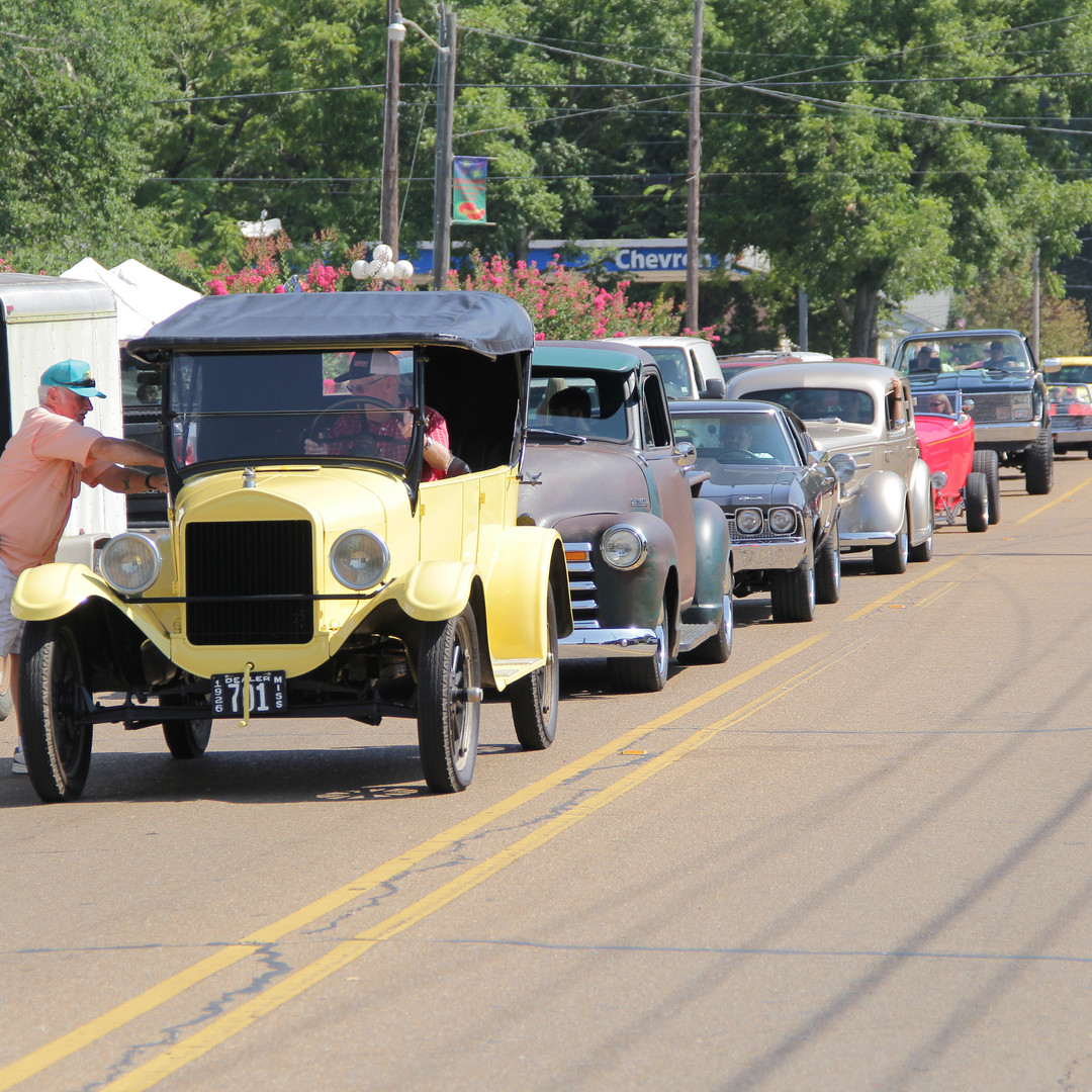 Antique Car Parade