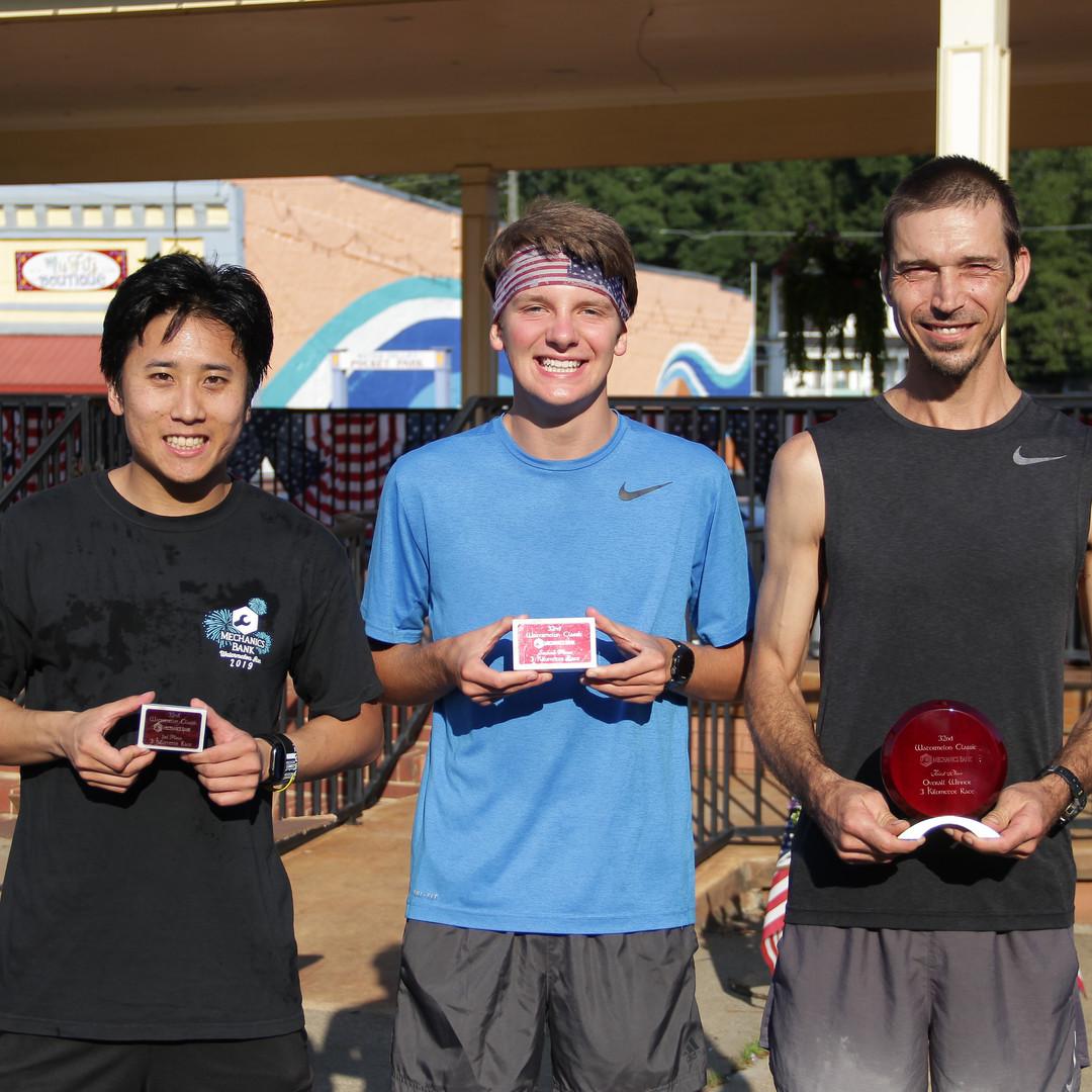 2019 Walk Run Winners