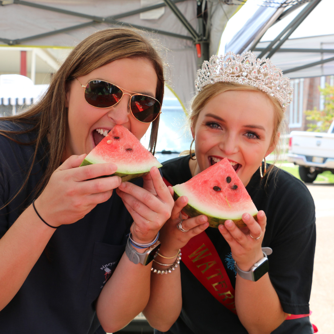 Watermelon Carnival 50th