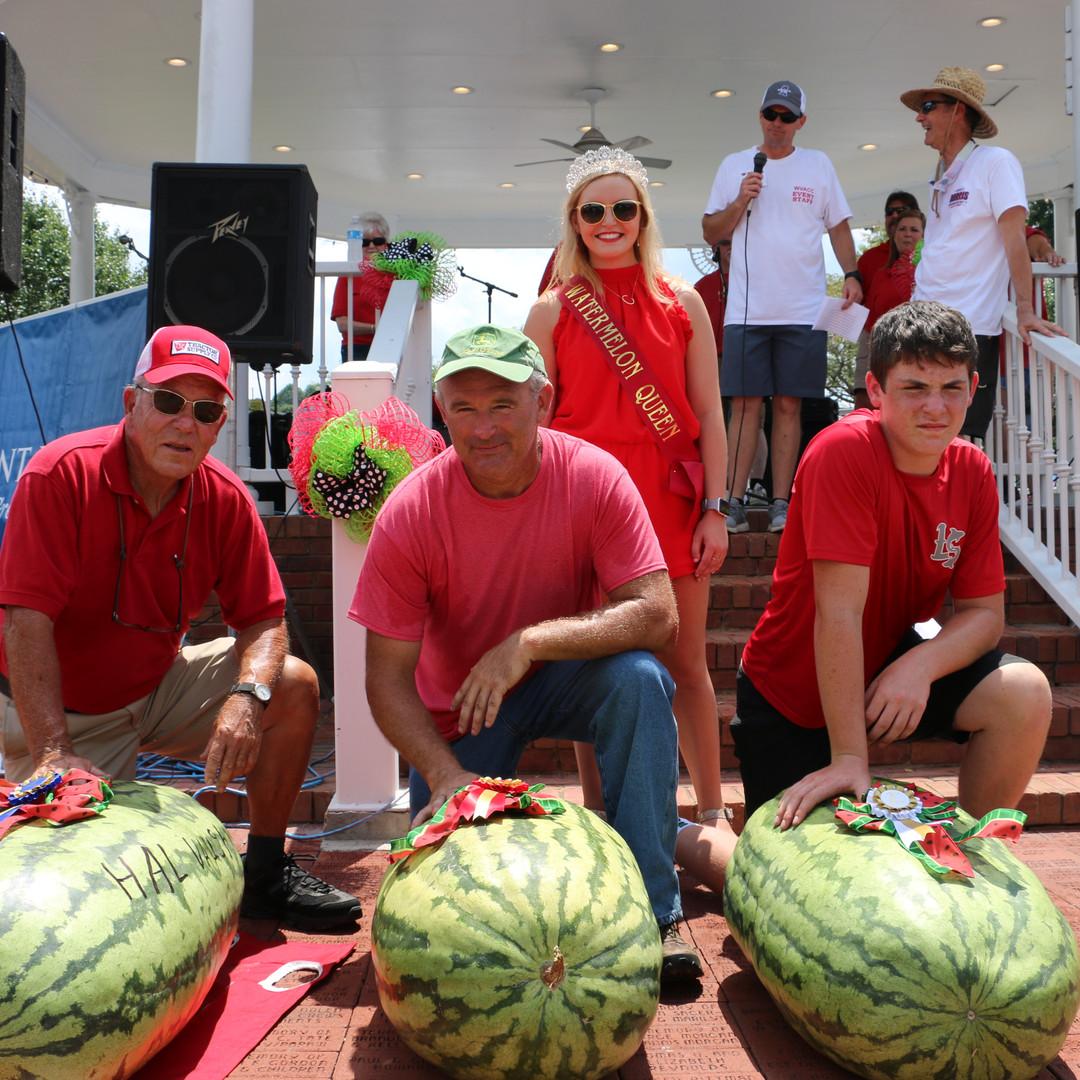 Biggest Melons 2019