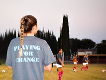 Pomona Soccer Without Borders