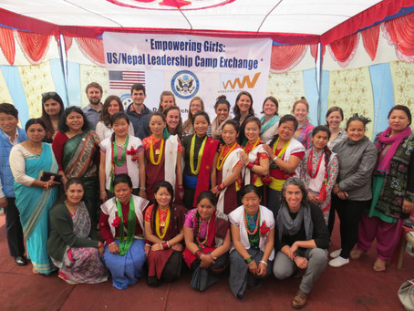 Nepalese Coaches and Mountain Guides Explore American Sport for Social Change Programs