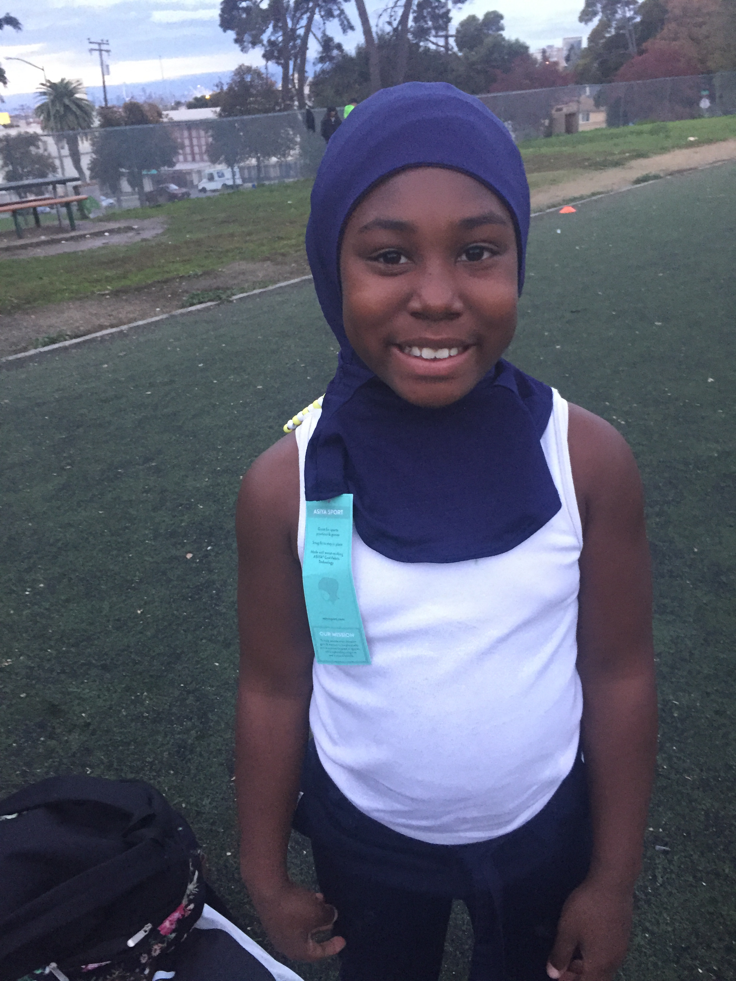 6a3c198ff45af Meet ASIYA: Sport Hijabs for Girls