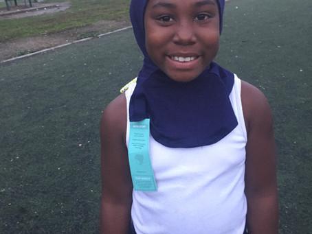 Meet ASIYA: Sport Hijabs for Girls