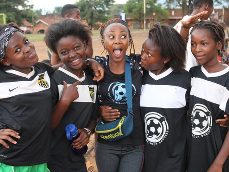 Soccer Without Borders Uganda Awarded 2020 Sport for Gender Equality Collective Impact Award