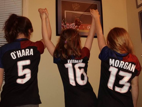 Who Are The Three Soccer Sisters?
