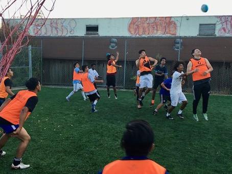 A wonderful side of soccer -- helping kids feel like they belong
