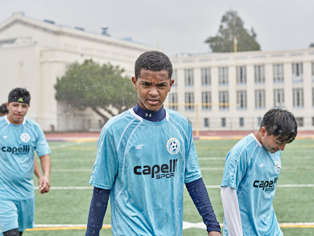 Three Soccer Without Borders Oakland Participants Finalists for Posse Scholarships