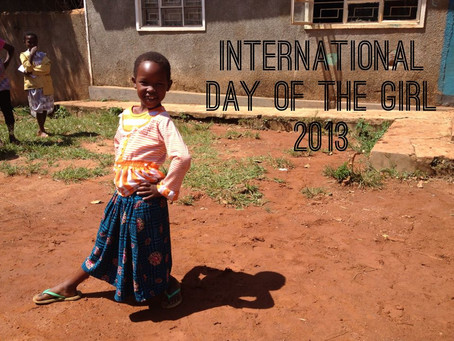 The International Day of the Girl in Boston, MA, and Kampala, Uganda