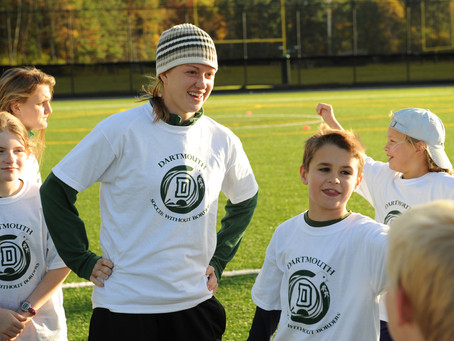 SWB Day with Dartmouth Women's Soccer