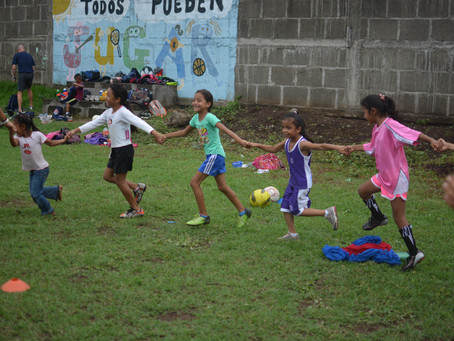 Soccer Without Borders Receives Grant from Together Rising