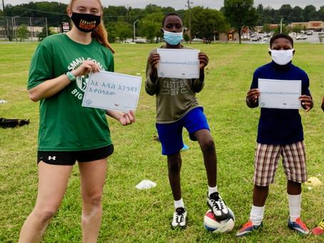 Volunteer Spotlight: Erin Crossley