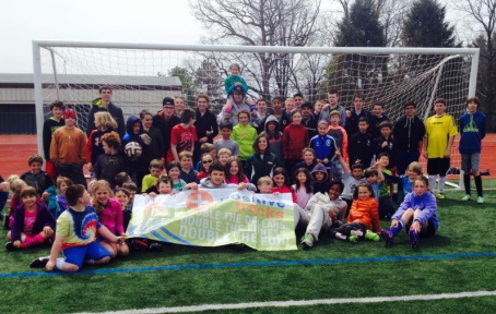 Skidmore's Annual Soccer Without Borders Camp is a Huge Success
