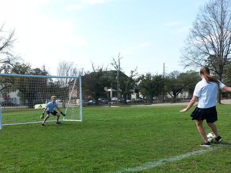 A Shoutout for a Shootout...Penalty Kicks For Change!