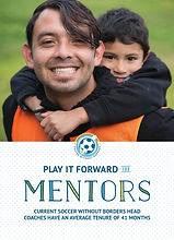Play it Forward for Mentors