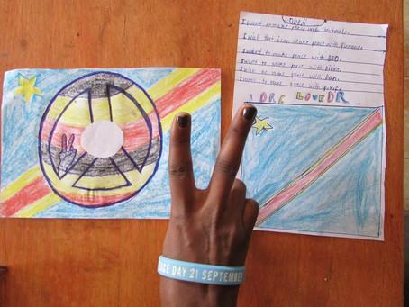 International Day of Peace celebrations at SWB Kampala