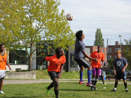 Soccer Without Borders Seattle and Get Moving Team Up to Run Summer Soccer League