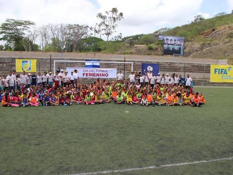 SWB Celebrates Women's Football Day