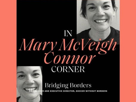 SWB Co-Founder and Executive Director Mary McVeigh Connor Featured on In Her Corner Podcast