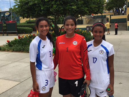 SWB Players Compete in CONCACAF Tourney