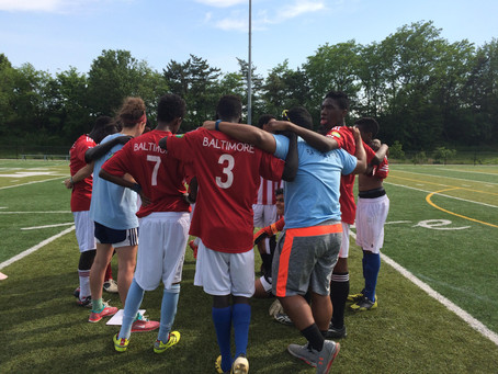 Youth Soccer in Maryland: Barriers to Inclusion & Play for Newcomers