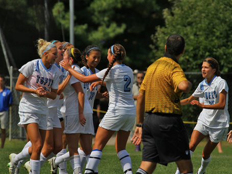 Tufts Women's Soccer to Support Soccer Without Borders Cause at Saturday's game