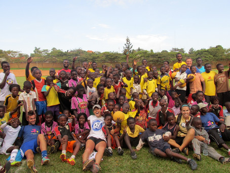 Teaming Up for Peace in Uganda