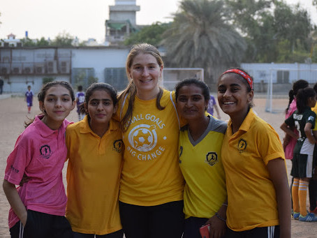 Gender Equality On and Off the Pitch: Reflections From Pakistan