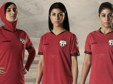 Afghanistan Women's National Team and Soccer Without Borders Announce New Partnership
