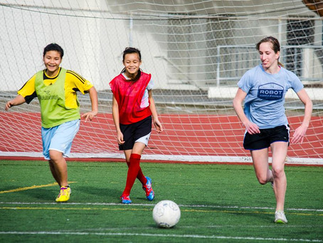 Soccer Without Borders: a Global Family Full of the Deepest Love