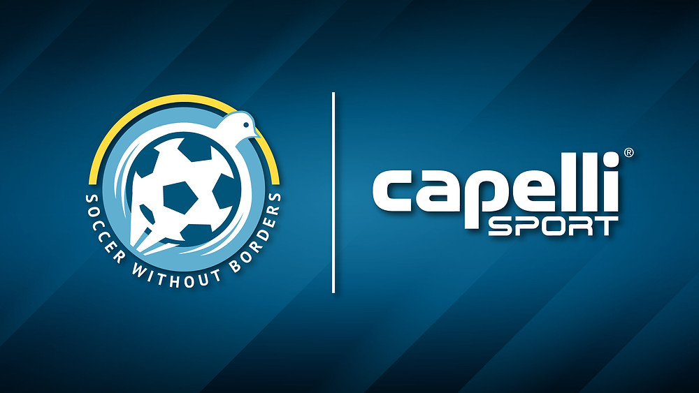 capelli soccer without borders logos