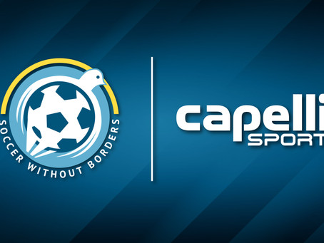 Capelli Sport Teams Up With Soccer Without Borders