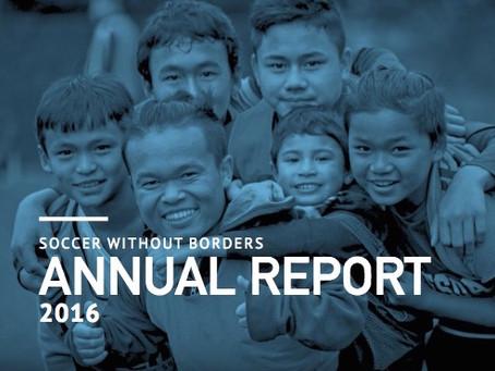 SWB Release 2016 Annual Report