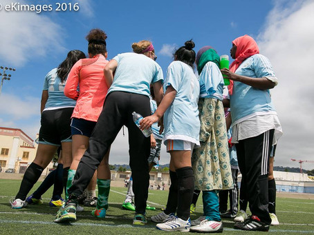 Reuters: Soccer helps young refugees take a shot at a new life in the U.S.