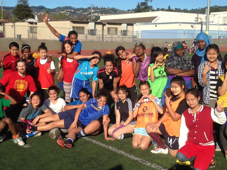 From a SWB Oakland Participant: Soccer is a Part of Me