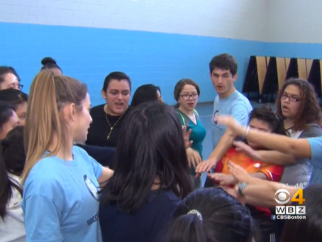 CBS Boston: 'Soccer Without Borders' Helps Refugee Children Feel At Home In Boston