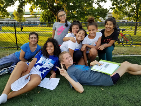 Soccer Without Borders Awarded 2018 Sports 4 Life Grant by Women's Sports Foundation and espnW