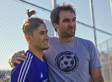 Soccer Without Borders Founder Ben Gucciardi Inspires Lehigh University Students