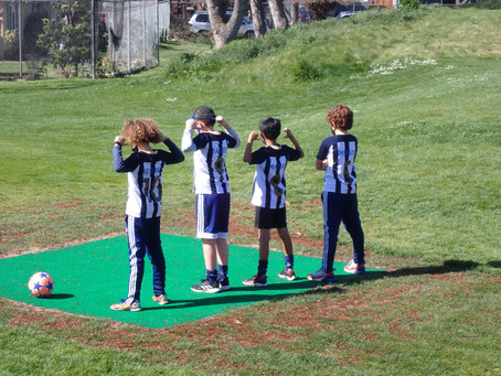 SWB Oakland Hosts Footgolf Tournament
