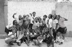 Kampala girls- Katie Ponce