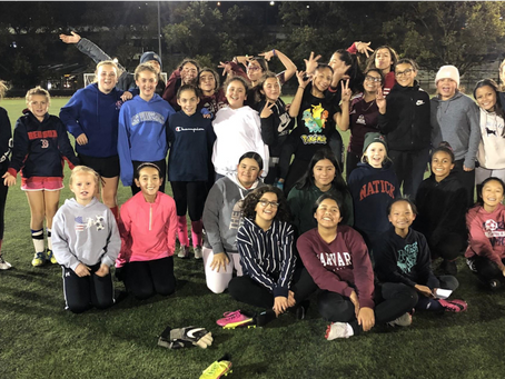 Soccer Without Borders Bringing Neighbors Together Through Soccer
