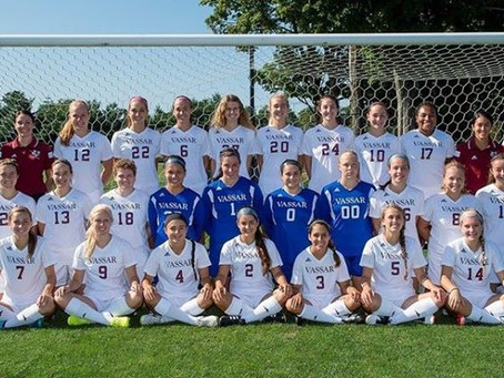 Vassar Women to Host Soccer Without Borders Clinic Saturday