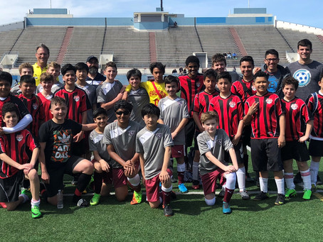 SWB Boston's Middle School Boys' Tradition to Promote Sportsmanship