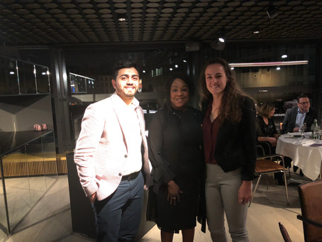 SWB Alumnus Speaks at FIFA for Equality and Inclusion Conference